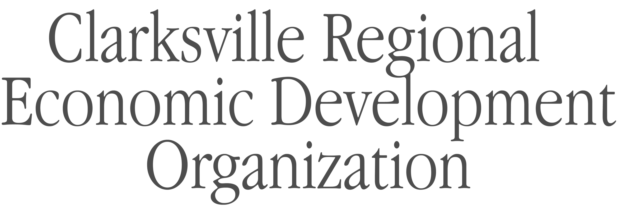 Clarksville Regional Economic Development Organization logo